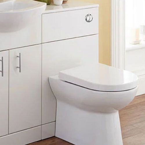 Kartell Jubilee Wc Unit With Cistern - 500mm - White